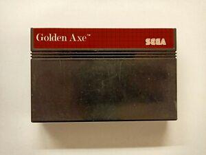 GOLDEN AXE SEGA MASTER SYSTEM LOOSE