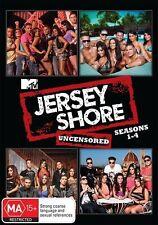 Jersey Shore : Season 1-4 | Boxset - DVD Region 4 Brand New Free Shipping