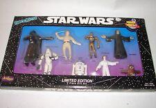 Star Wars Bendems Set 8 pack deluxe set MISP  vintage 1993  Just Toys.  913