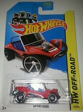 L@@K AWESOME!!! 2014 Hot Wheels Meyers Manx Hw Off- Road SUPER COOL!!!