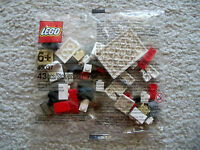 LEGO Monthly Mini Build - Rare - 40037 Hockey Player February 12 - New & Sealed