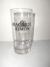 Barcardi Limon Barleycorn's Glass Barware -121228