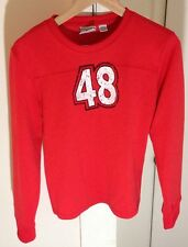 Women's Red Puma Athletic Sweater XL - JC