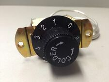 True Cooler Replacement Refrigerator Thermostat Fit Most True Model #800306
