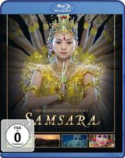 SAMSARA - Ron Fricke (Baraka) Blu-ray Disc NEU + OVP!