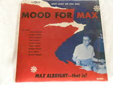 Mood For MAX ALBRIGHT Buddy Collette Curtis Counce Gerry Wiggins SEALED LP