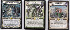L5R - Lot de 3 cartes Rares - Legend of The Five Rings - L5A