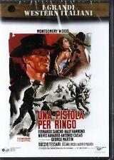UNA PISTOLA PER RINGO (1965 di Duccio Tessari) Guliano Gemma - DVD NUOVO