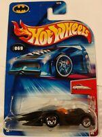 2002 Hot Wheels #31 First Edition Custom /'69 Chevy E910 crd