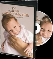 DVD, Making Reborn Baby Dolls with Denise Pratt- #3347