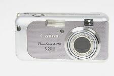 Canon PowerShot A410 Digitalkamera #0838000428