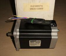 Advanced Micro Controls Sm34 1100d Stepper Motor Sm341100d Amci New