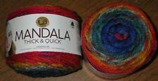 Lion BRAND Yarn Mandala Thick & Quick Whirl 023032028286