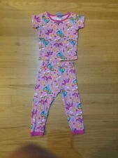 Toddler Girl Size 2t My Little Pony Pajamas
