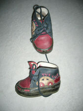CHAUSSURES BEBE CUIR POINTURE 17 MARQUE JAMBY