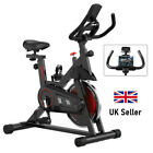 UK Gym Exercise Bike/Cycle Trainer Home Workout Machine Cardio Fitness
