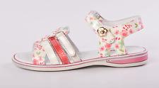 GBB Izzie Nourrisson filles Multicolore Cuir Verni Sandales UK 9 EU 27 RRP £ 40.0