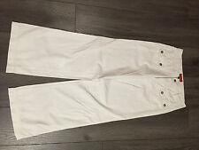 Damen-Hose von STREET ONE Modell WENDY long, Gr. 38/40 , weiß, super bequem!