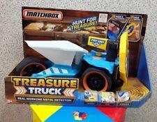 Treasure Truck Matchbox Metal Detector Mattel