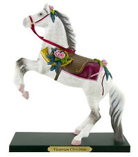 Trail of Painted Ponies VICTORIAN CHRISTMAS FIGURINE New in Box, 1st Edition