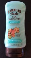 Hawaiian Tropic Silk HydrationAfter Sun Lotion Moisturizer Coconut Papaya 6oz