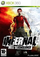 Infernale HELL'S VENGEANCE x BOX XBOX 360-Game-UK 3RD persona Tiratore SPARA em Up