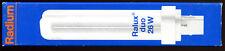 Ampoule éco fluocompacte Radium 26W G24d-3 Radius duo blanc - Lampe
