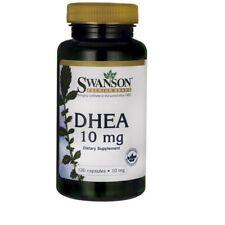 SWANSON  DHEA10 mg -120 Kapseln * ENERGIEN  & LIBIDO * Kostenloser Versand