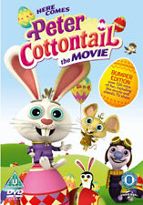 HERE COMES PETER COTTONTAIL - THE MOVIE - DVD - REGION 2 UK