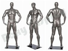 Male Mannequin Muscular Football Player Dress Form Display #Mc-Brady07