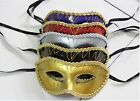 10PCS UNISEX Costume Venetian Party Mask Masquerade Masks FOR Party Halloween #
