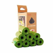 Biodegradable Poop Bags Disposable Dog Waste Cleaning Tools Eco-friendly Pet Bag