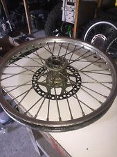 roue avant kx 125 250 500 1989