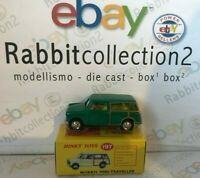 "DIE CAST "" MORRIS MINI - TRAVELLER COD. 197 "" DINKY TOYS (ATLAS) 1/43"