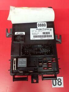 B8 07-09 Ford Mustang Fuse Box Body Control Module BCM BCU Delphi 8R3T-14B476-FD