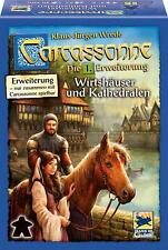 """Hans Im Glück 48254 """"Carcassonne - Inns And Cathedrals Expansion I Strategic"""