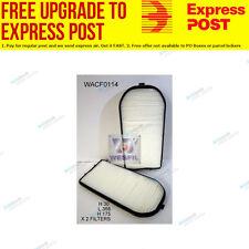 Wesfil Cabin Air Pollen Filter WACF0114 fits BMW 7 Series 735 i,iL (E38),750