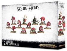 Squig Herd Gloomspite Gitz Cave Goblins Warhammer Age of Sigmar