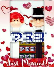 PEZ  - JUST MARRIED - Special Edition 2017 - AUSTRIA  !!!