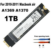 NEW 1TB SSD For 2010 2011 MacBook Air A1369 EMC 2392 2469 A1370 EMC 2393 2471