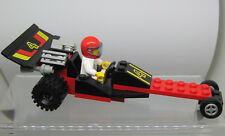 Lego 6526 Red Line Racer car Classic City Town system vintage with instructions