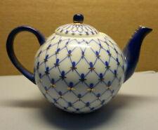 Kaffeekanne Miniatur Kollection Royal Porzellan Tee Service Kaffee Kanne Figur