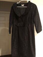 Harold's Black Dress Coat 10
