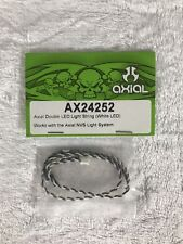 Axial ax24252 axial Double LED Light String White LED work with NVS light System