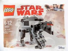 LEGO Star Wars - First Order Heavy Assault Walker 30497 polybag *NEW/SEALED*