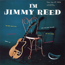 Jimmy Reed I'M JIMMY REED Stereo VEE JAY RECORDS New Sealed Vinyl Record LP