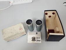 More details for leitz prado 500 microscope projector lens dimaron elmaron 1 : 2.8 / 150mm