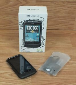 HTC Wildfire S - Gray (U.S. Cellular) CDMA 5.0MP Smartphone ONLY **READ**