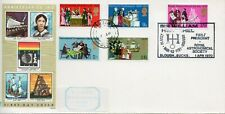 1970 General Anniversaries, Philart  FDC, Sir William Herschel SHS, Cat £80+