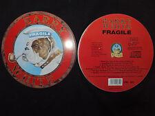 CD BARRY WHITE / FRAGILE / METAL BOX /